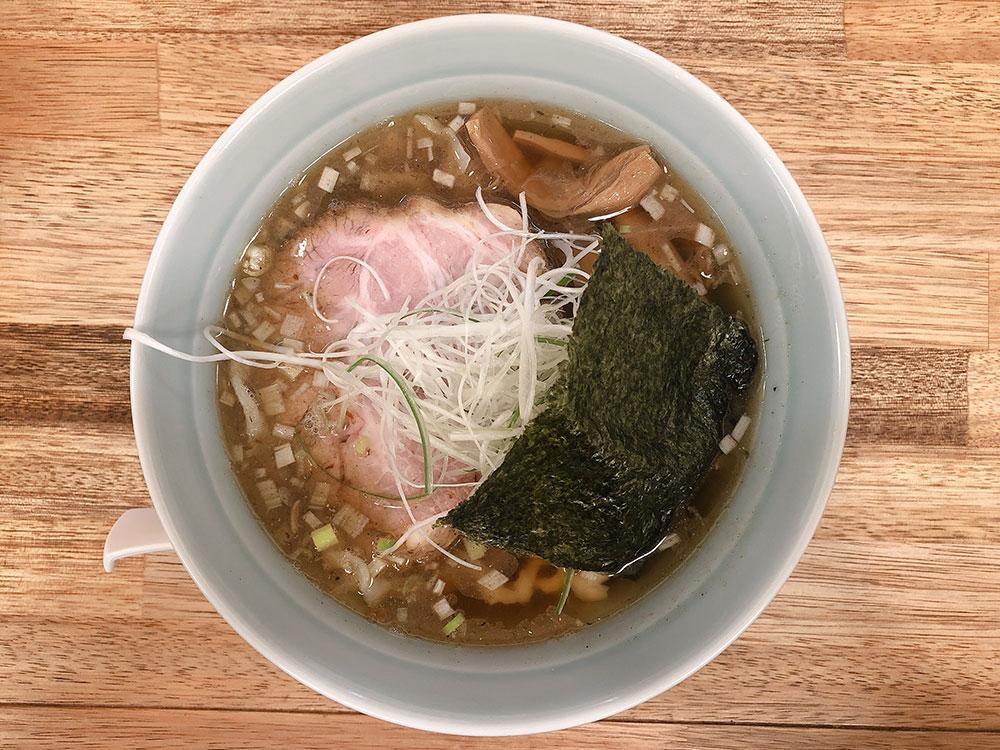 足利 ランチ・ラーメン「麺屋 つるる」