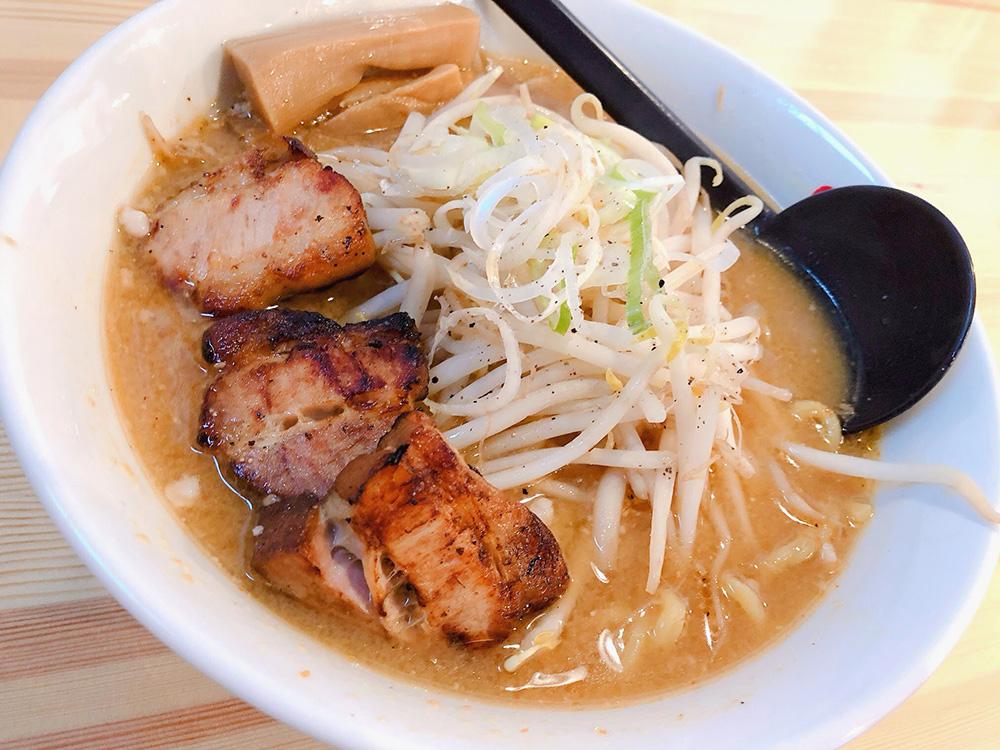 足利 ランチ ラーメン「麺や 松」