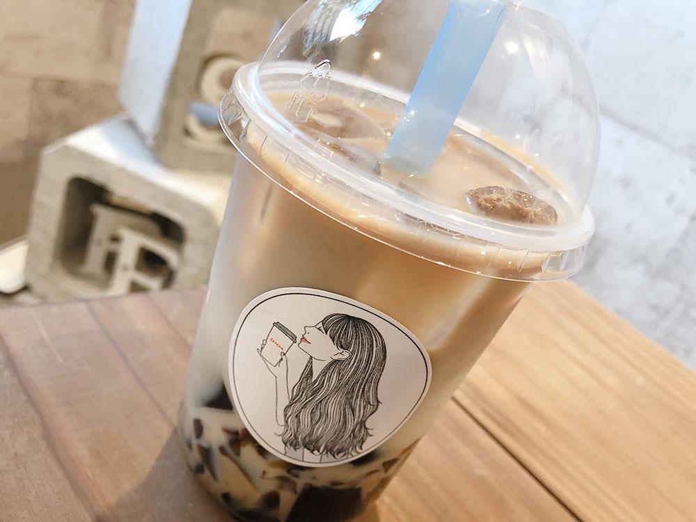 足利 テイクアウト|韓国風カフェ「sorena lab ソレナ ラボ」コーヒーゼリーラテ