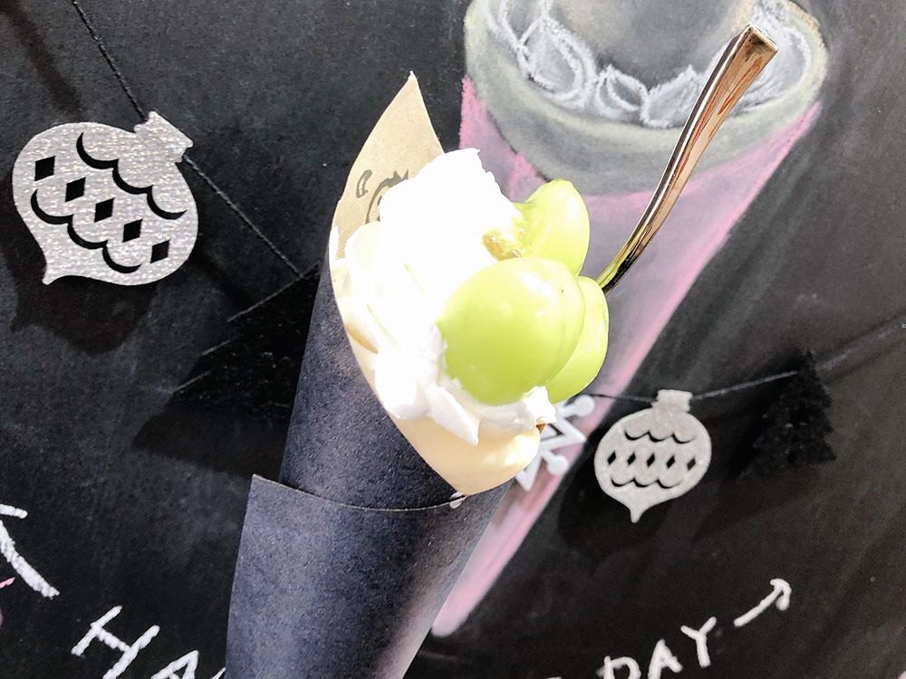 足利 テイクアウト|カフェ・クレープ「ストロベリームーン」