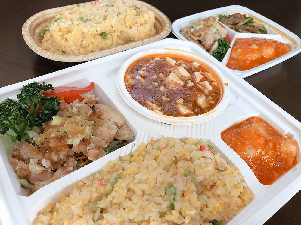 足利 テイクアウト|中華料理「鼓々里(ここり)」